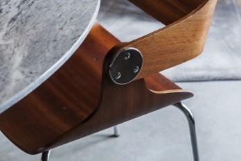 Iroko Wood Chair