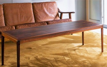 Hans J. Wegner Lounge Set (Coffee table)