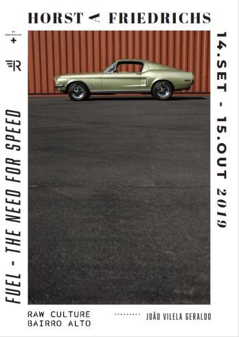 Série SPEED (Poster #01)
